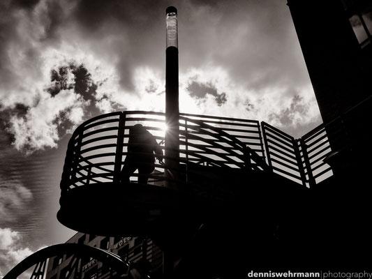 study streetphotography -  hamburg