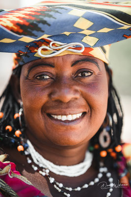 herero women, faces of namibia