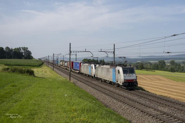 Railpool BR 186, Sins (23.07.2021) ©pannerrail.com