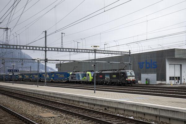 MRCE BR 193 X4E-712, Frutigen (05.01.2021) ©pannerrail.com