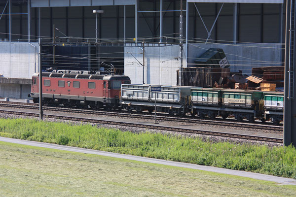 "Re 6/6 11637 ""Sonceboz-Sombeval"", Wesen (19.07.2010) ©pannerrail.com"