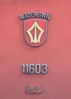 Wappen Wädenswil