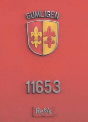 Wappen Gümligen