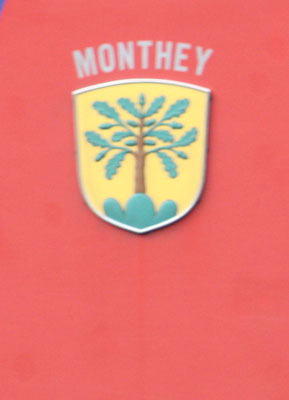 Wappen Monthey