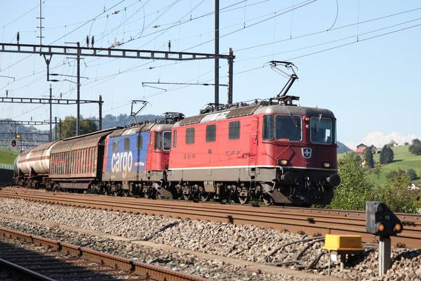 Re 4/4, 11168, Immensee (05.09.2013) ©pannerrail.com