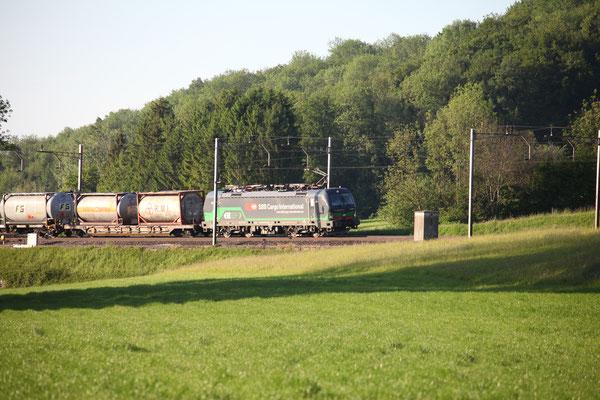 SBB Cargo International (ELL), BR 193 260, Rotkreuz (17.05.2017) ©pannerrail.com