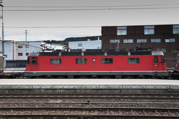 "Re 6/6 11684 ""Uznach"", Rotkreuz (12.10.2012) ©pannerrail.com"