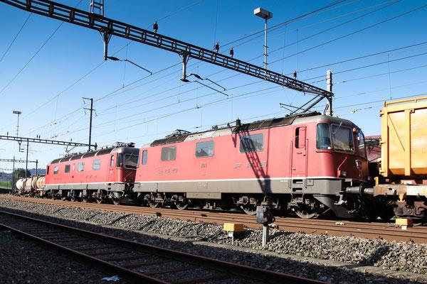 Re 4/4, 11171, Immensee (05.09.2013) ©pannerrail.com