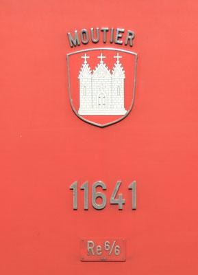 Wappen Moutier