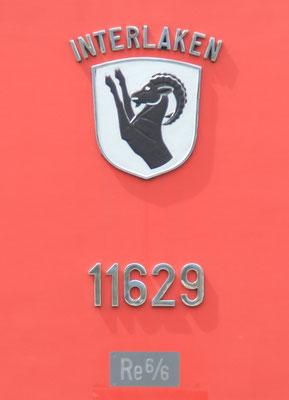 Wappen Interlaken