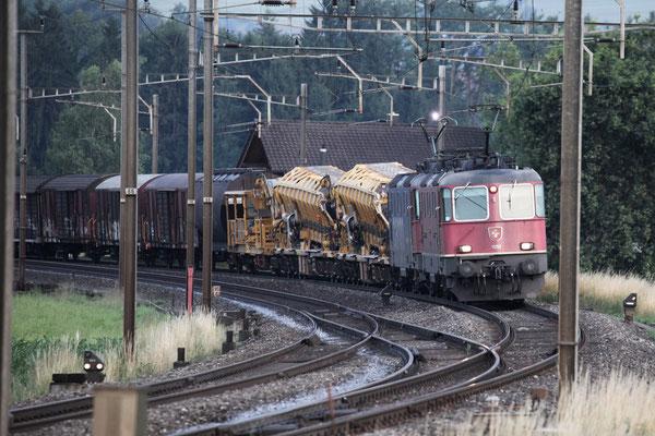 Re 4/4, 11293, Oberrüti  (11.07.2013) ©pannerrail.com
