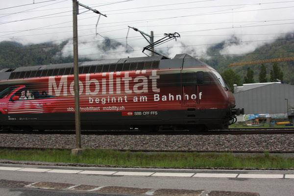 "Re 460 094-6 ""Mobility.ch"", Zizers, 06.05.2010 (©pannerrail.com)"
