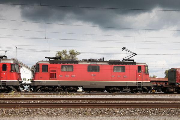 Re 4/4, 11331, Rotkreuz (11.09.2013) ©pannerrail.com