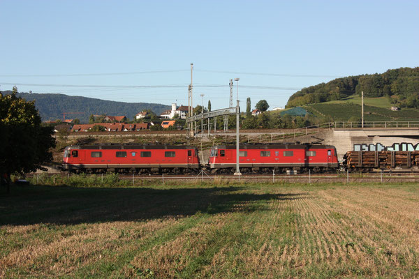 "Re 6/6 11634 ""Aarburg-Oftringen"", RBL Limmattal (30.08.2011) ©pannerrail.com"