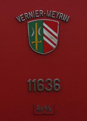 Wappen Vernier-Meyrin