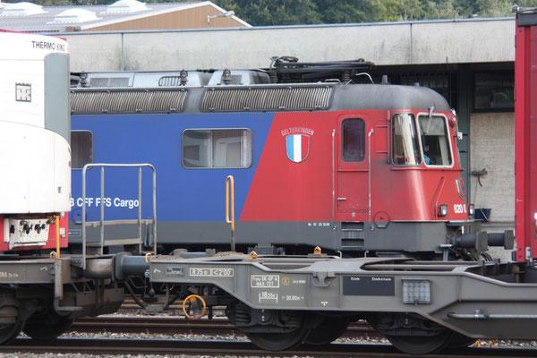 """Re 6/6 (Re 620) 11675 """"Gelterkinden"""", Arth-Goldau (19.09.2010) ©pannerrail.com"""