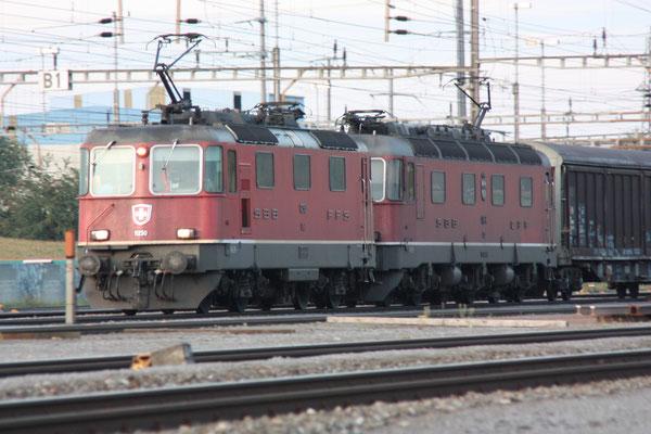 Re 4/4, 11250, Rotkreuz (31.08.2011) ©pannerrail.com
