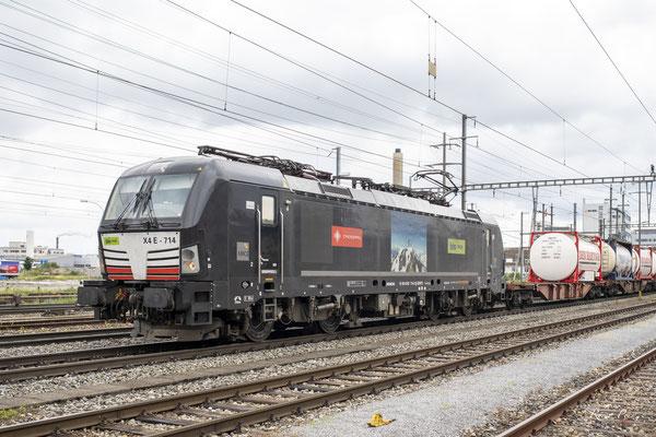 MRCE BR 193 X4E-714, Pratteln (03.07.2021) ©pannerrail.com