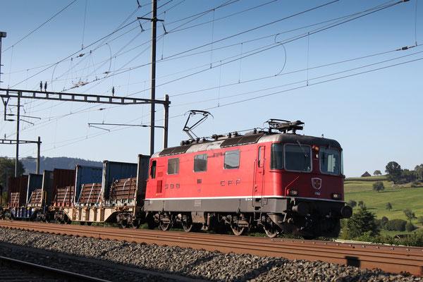 Re 4/4, 11164, Immensee (05.09.2013) ©pannerrail.com