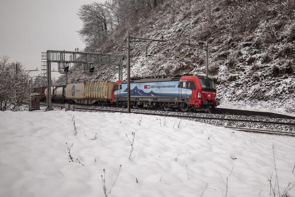 "SBB Cargo International, BR 193 478 ""Gottardo"", Rotkreuz (12.01.2019) ©pannerrail.com"