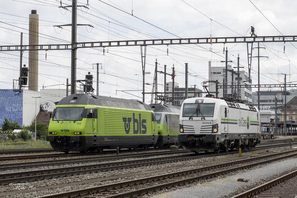 "Railcare Rem 476 452 ""Tessin"", Pratteln (04.07.2021) ©pannerrail.com"