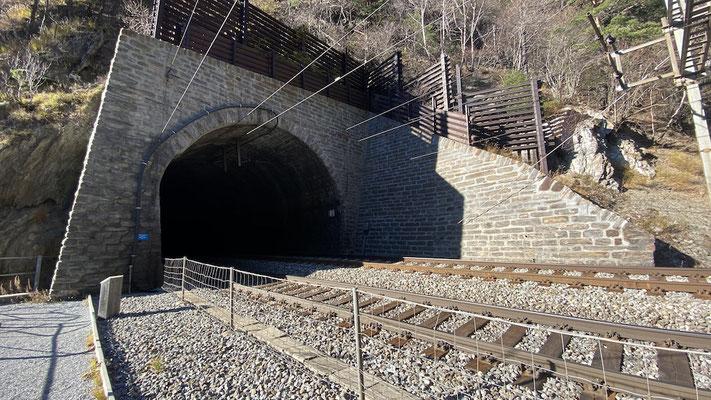 Bietschtal-Tunnelportal