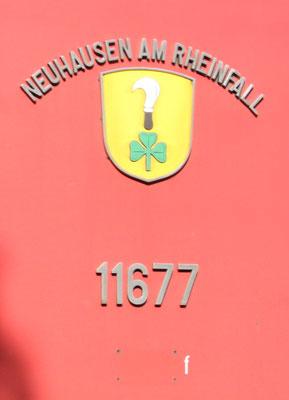 Wappen Neuhausen am Rheinfall