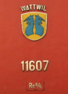Wappen Wattwil