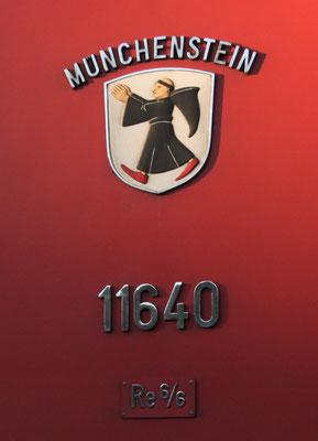 Wappen Münchenstein