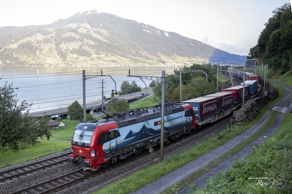 "SBB Cargo International, BR 193 478 ""Gottardo"", Immensee (10.09.2020) ©pannerrail.com"