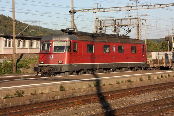 """Re 6/6 11632 """"Däniken"""", Killwangen (30.08.2011) ©pannerrail.com"""