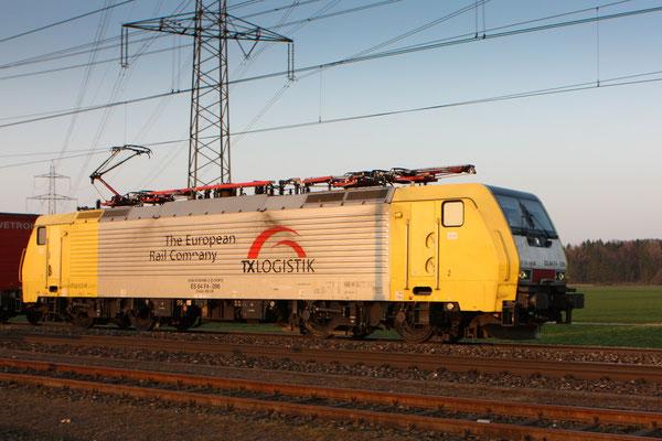 Dispolok BR 189 ES 64 F4-096, Oberrüti (23.03.2012) ©pannerrail.com