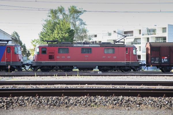 Re 4/4, 11256, Rotkreuz (02.08.2013) ©pannerrail.com