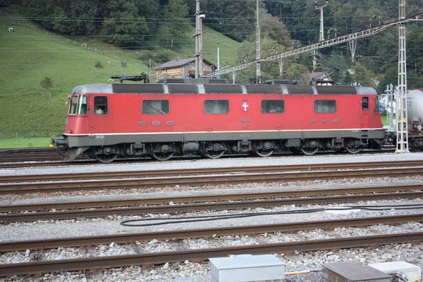 "Re 6/6 11604 ""Faido"", Ziegelbrücke (22.09.2010) ©pannerrail.com"