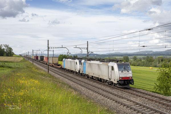 Railpool BR 186, Sins (20.05.2021) ©pannerrail.com