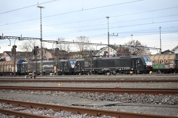 MRCE Dispolok BR 189 ES 64 F4-104, Rotkreuz (19.12.2014) ©pannerrail.com