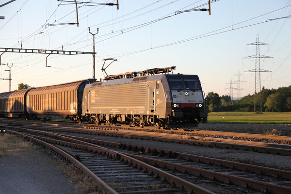 MRCE Dispolok BR 189 ES 64 F4-104, Rotkreuz (06.10.2013) ©pannerrail.com