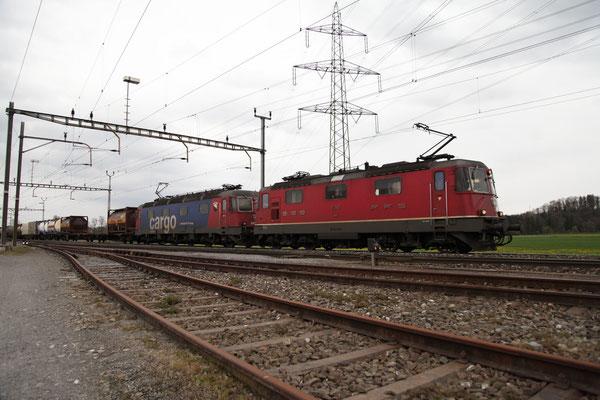 "Re 6/6 11669 (Re 620) ""Hägendorf"", Oberrüti (23.04.2012) ©pannerrail.com"