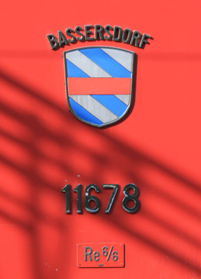 Wappen Bassersdorf