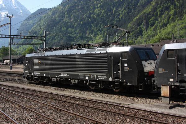 MRCE Dispolok BR 189 ES 64 F4-094, Erstfeld (07.05.2011) ©pannerrail.com