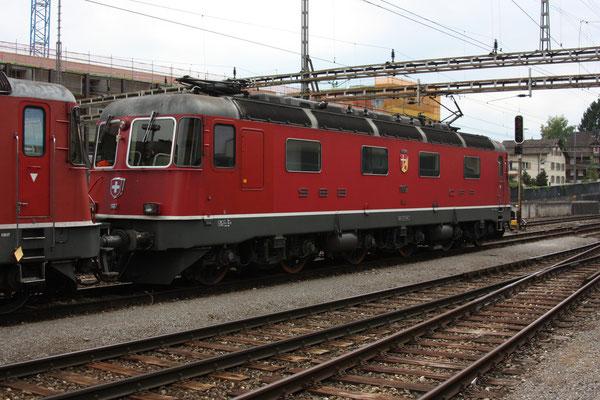 "Re 6/6 11667 ""Bodio"", Rotkreuz (10.06.2011) ©pannerrail.com"