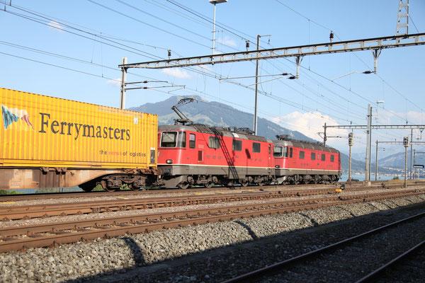 Re 4/4, 11341, Immensee (05.09.2013) ©pannerrail.com