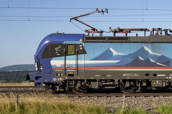 """SBB Cargo International, BR 193 517 """"Adda"""", Mühlau (01.07.2020) ©pannerrail.com"""