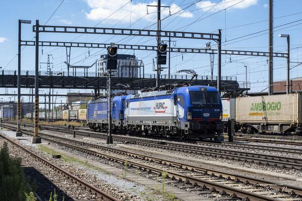 BR193 490 HUPAC, Pratteln (31.08.2021) ©pannerrail.com