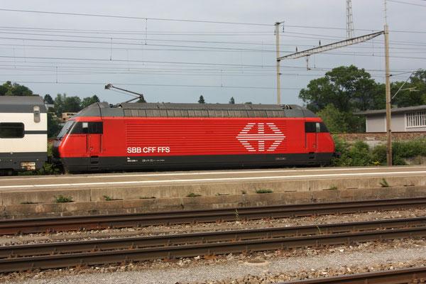 """Re 460 039-1 """"Rochers-de-Naye"""", Killwangen, 03.06.2011 (©pannerrail.com)"""