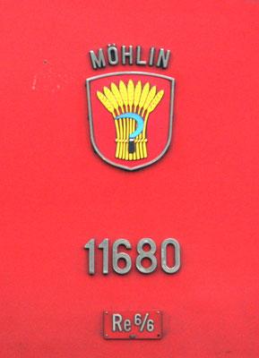 Wappen Möhlin