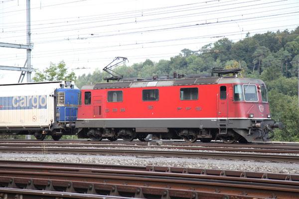 Re 4/4, 11167, Killwangen (06.09.2013) ©pannerrail.com