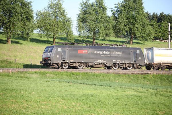 SBB Cargo International BR 189 ES 64 F4-096, Rotkreuz (17.05.2017) ©pannerrail.com