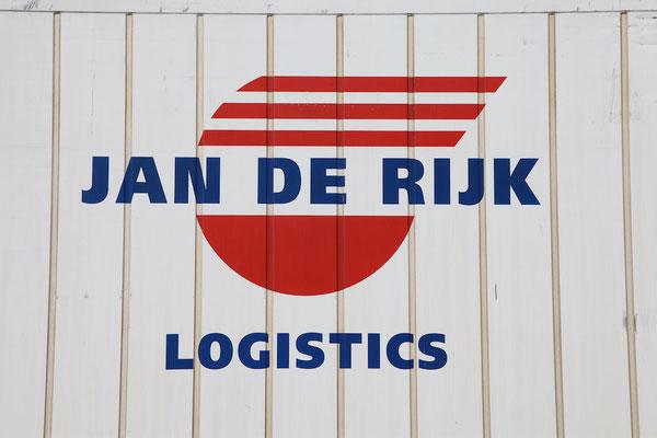 "Kombinierter Güterverkehr - Logo ""Jan de Rijk"""