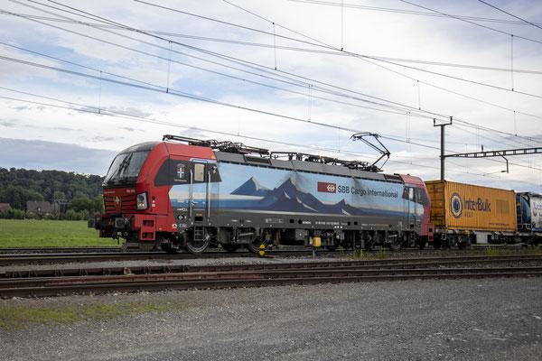 "SBB Cargo International, BR 193 475 ""Domodossola"", Oberrüti (28.07.2020) ©pannerrail.com"